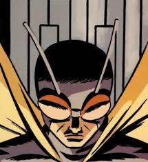 Mothman (Byron Lewis) (With images) | Mothman, Superhero, Character