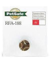 Petsafe 3v Battery Rfa 188 Petland Canada