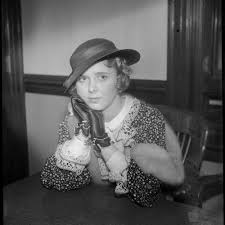 Ada Williams Ince, young actress, divorces William T. Ince, son of producer  Thomas H. Ince. April 13, 1934 — Calisphere