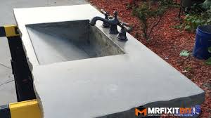 diy concrete sink part 1 of 2 you