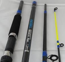 rebel beach 12ft travel sea fishing rod