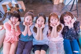 age of youth me and korean drama