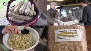 how to make hominy you