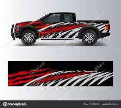 Truck Cargo Van Wrap Vector Car Decal Wrap Design Graphic Stock Vector C Oriu007 383762542