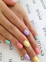cute easy nail designs for spring