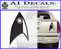 Star Trek Discovery Science Decal Sticker A1 Decals
