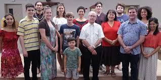 New Catholic Jesse Smith celebrates first communion at Easter ...