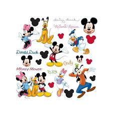 friends l and stick wall decals