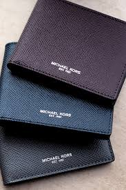 from billfolds to card cases michael