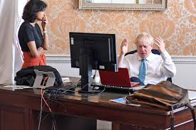 26 hours behind the scenes as Boris Johnson takes on his dream job ...