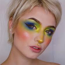 witch halloween makeup tutorial