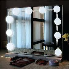 makeup mirror with lights babyde co