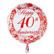 microsoft ruby wedding anniversary