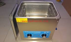 diy ultrasonic cleaner at home