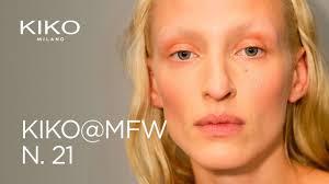 kiko milano at milan fashion week n 21