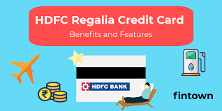 hdfc bank regalia credit card the best
