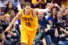 Timofey Mozgov 'didn't want to complain' about knee issues during NBA  Finals | FOX Sports
