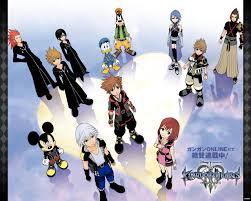 kingdom hearts iii manga official