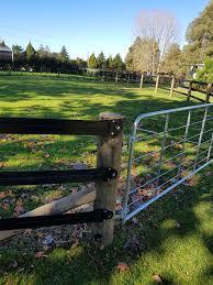 Electric Horse Fencing Premium Quality Fencing Rail Equine Fencing