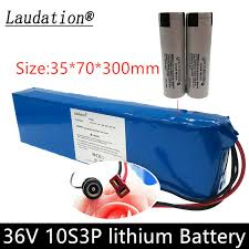 Panasonic X66 Li-ion battery ...