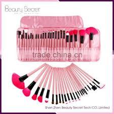 24pcs makeup brush sets
