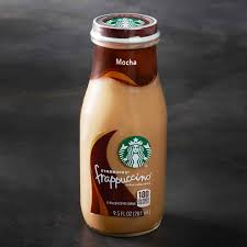bottled mocha frappuccino starbucks
