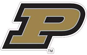 Amazon Com Purdue Boilermakers Car Magnet Decal 12 Inch Sports Fan Decals Sports Outdoors