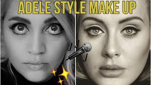 how to do my makeup like adele