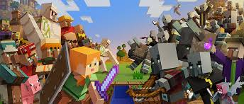 village pillage is out on java