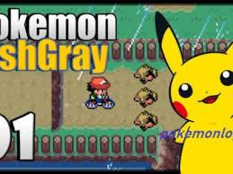 Pokemon Ash Gray ROM Free Download