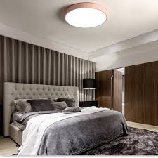led round ceiling lamp bedroom lamp