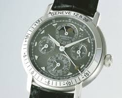 equation of time watches fondation de