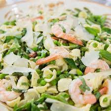 Seafood Pasta Salad with Shrimp and ...