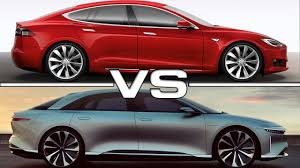 2019 Lucid Air vs 2017 Tesla Model S ...