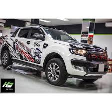 Ford Ranger Vinyl Graphic Decals Kit 005
