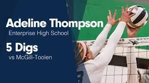 Adeline Thompson - Hudl