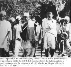 Civil Disobedience - Gandhi's Struggle for Independence