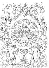 Magical Delights Carovne Lahodnosti By Klara Markova Kleurplaten