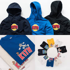 Kith X Tom And Jerry Monday Program Proxy