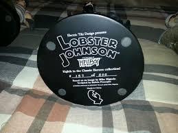Lobster Johnson Polystone Statue ...