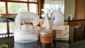 safe homemade cleaning products easy