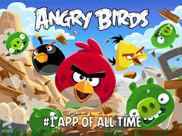Playing Games Over ANGRY BIRDS
