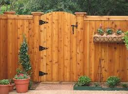 diy wood privacy fence gates wooden