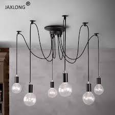 nordic style retro led pendant lamp