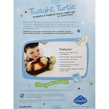 Cloud B Twilight Constellation Night Light Turtle Mary Arnold Toys