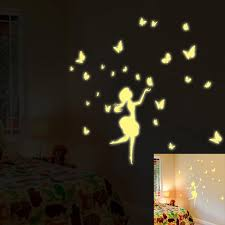 A Set Kids Bedroom Fluorescent Glow In The Dark Stars Wall Stickers Kids Bedroom Glow In Dark Starsglow In Dark Stickers Aliexpress