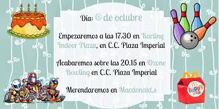 Invitaciones De Cumpleanos Caseras Hd Para Bajar Gratis 3 En Hd