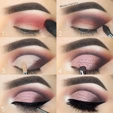 26 easy step by step makeup tutorials