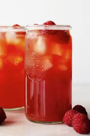 raspberry iced tea from scratch oh