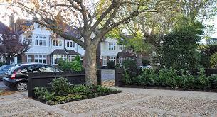 front garden ideas in london